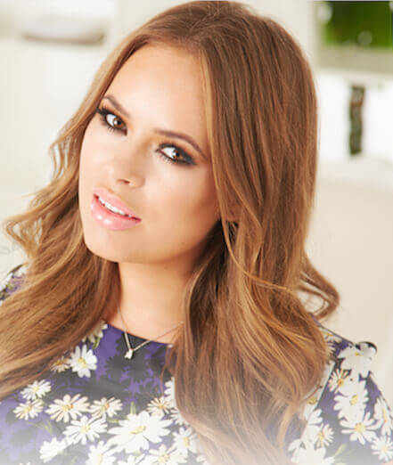 Tanya Burr for eye CANDY